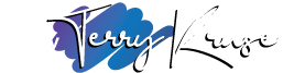 Terry Kruse High Energy Large Abstracts Logo