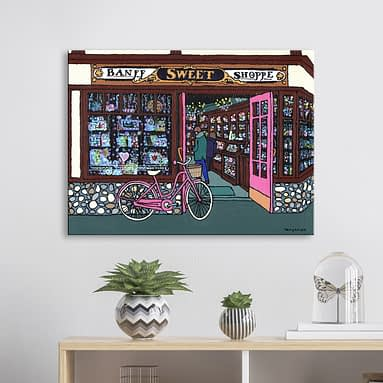 Banff Sweet Shop